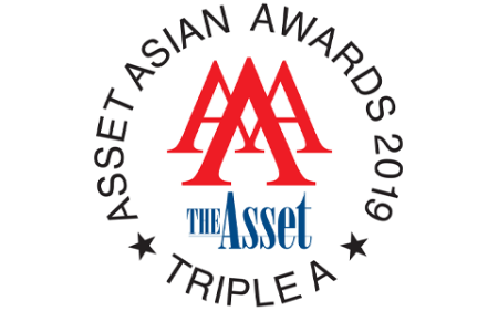 Asset Asia Awards 2019 Triple A